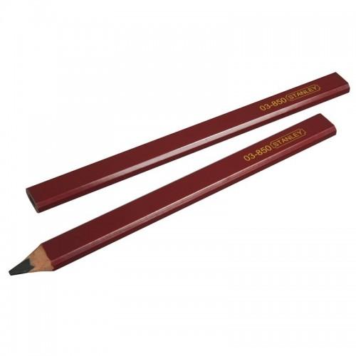 Μολύβι κόκκινο μαραγκού (2 τεμ.)