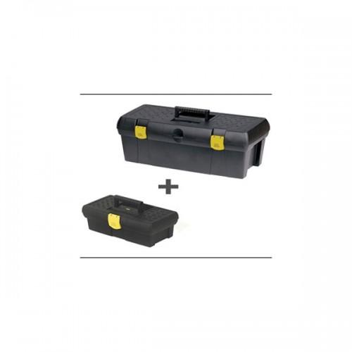 Tool box 19'' +12.5' flat-top