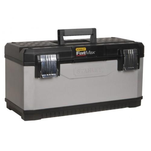Fatmax® γκρι μεταλλική - πλαστική εργαλειοθήκη