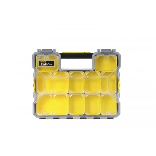 Fatmax® Επαγγελματική Ρηχή Ταμπακιέρα με Πλαστικά Κουμπώματα