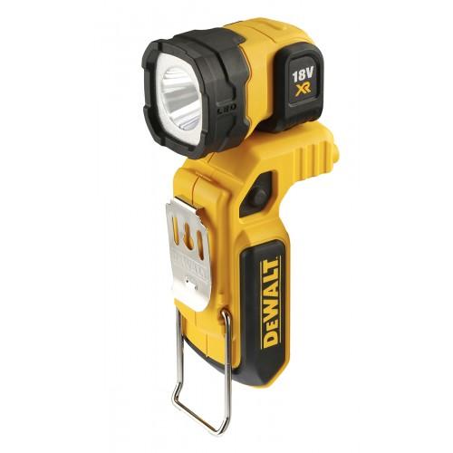 18V XR LED Φακός περιστρεφόμενης κεφαλής (χωρίς μπαταρία & φορτιστή)