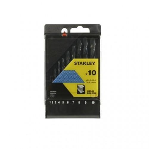 Σετ αρίδες μετάλλου 10pcs  1-10mm