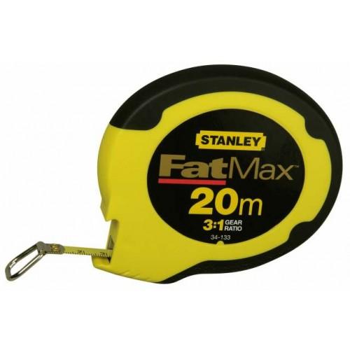 FATMAX® Μετροταινία με ταινία από ανοξίδωτο ατσάλι  20m