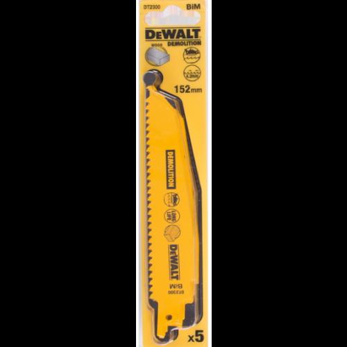 Λεπίδες για σεγάτσα PVC 5pcs  ,152x4.2mm