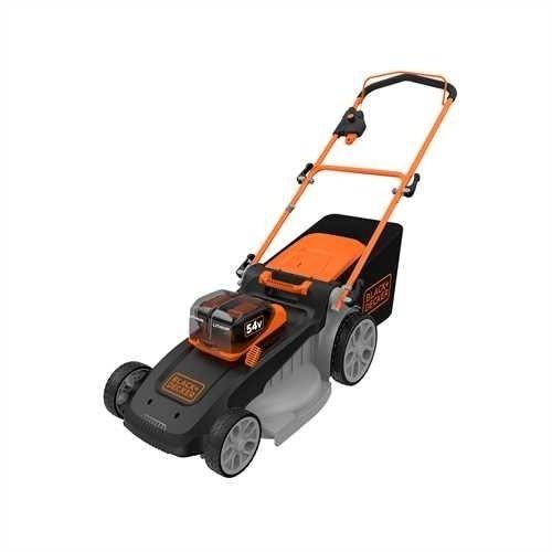 54V Dualvolt mower - loader 2 X 2