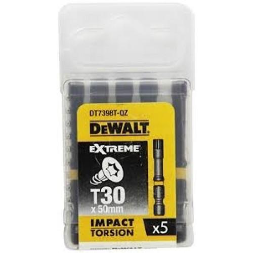 Μύτες Torx 30 x 50mm Impact - Torsion-(5τεμ.)