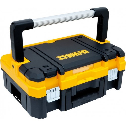TSTAK™ BOX I Εργαλειοθήκη με Ταμπακίερα