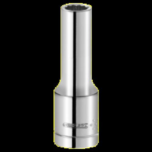 Καρυδάκια μακριά 14mm x1/4'' - 12γωνα-μετρικο