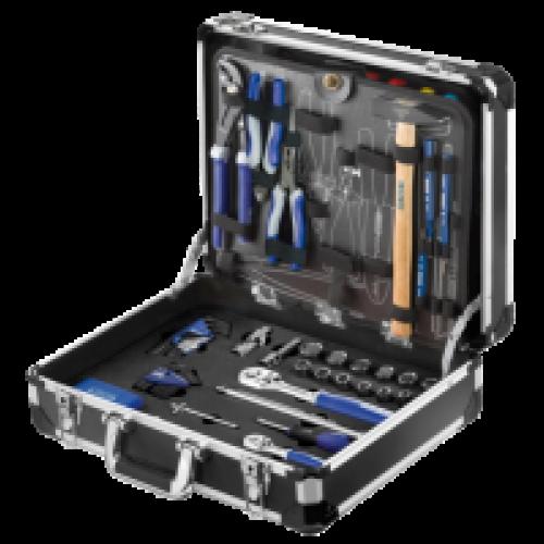 Βαλιτσάκι επισκευών με 96 εργαλεία