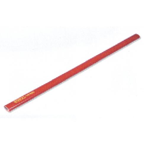 Μολύβι κόκκινο  με μαλακή μύτη