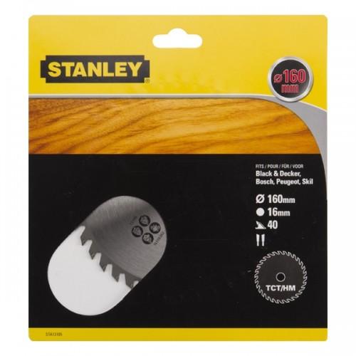 Δίσκος - wood - construction - 190mmx16x40 - Δόντια