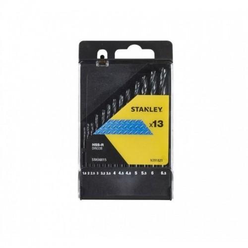 Σετ μύτες μετάλλου 13pcs 1.5-6.5mm