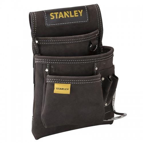 Stanley® δερμάτινη θήκη για σφυρί και καρφιά